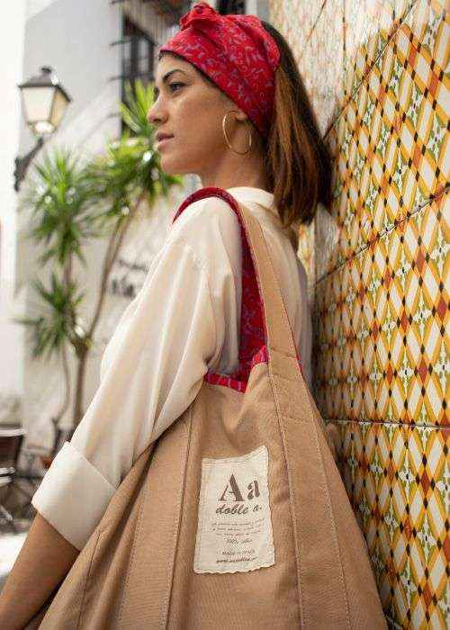 Doble a, marca sostenible made in Spain